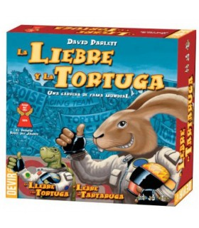 LA LIEBRE Y LA TORTUGA