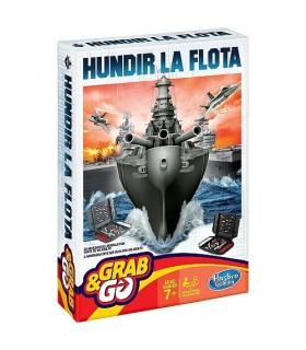 HUNDIR LA FLOTA DE VIAJE 2019