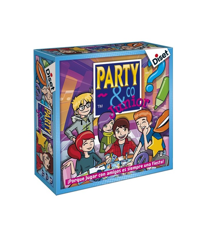 PARTY & CO. JUNIOR