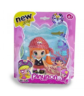 PINYPON PIRATAS Y SIRENAS BLISTER