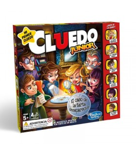 CLUEDO JUNIOR 2017