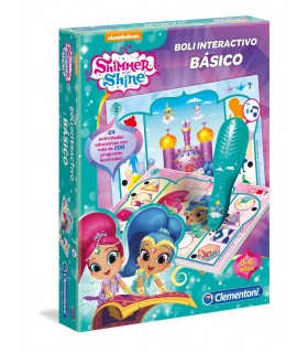 SHIMMER AND SHINE BOLI INTERACTIVO
