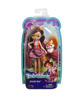 MUÑECA FELICITY FOX 15 CM ENCHANTIMALS