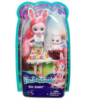 MUÑECA BREE BUNNY 15 CM ENCHANTIMALS