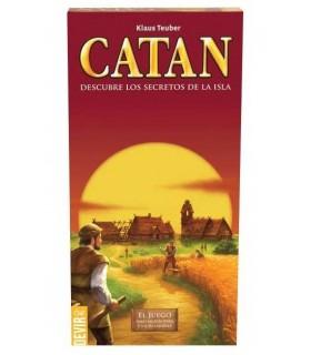 CATAN EXP 5-6 JUGADORES