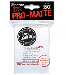 Funda Magic Pro-Mate blanca 50 u.