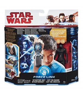 STAR WARS FORCE LINK KIT DE INICIO E8
