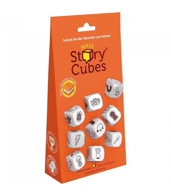 STORY CUBES CLASSIC BLISTER