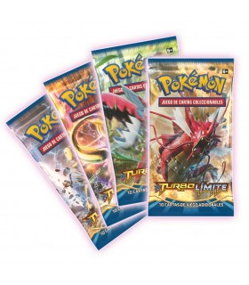 POKEMON SOBRES DE CARTAS TURBO LIMITE
