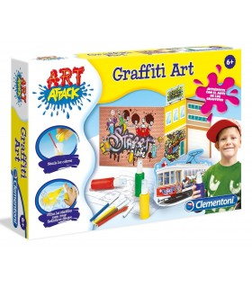 ART ATTACK GRAFFITI ART