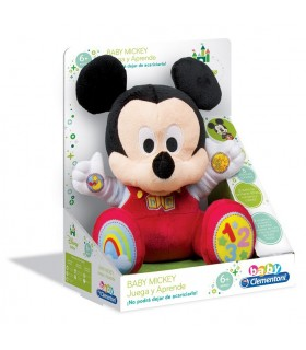 Peluche Educativo Mickey Mouse