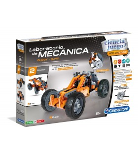 LABORATORIO DE MECANICA BUGGY + QUAD