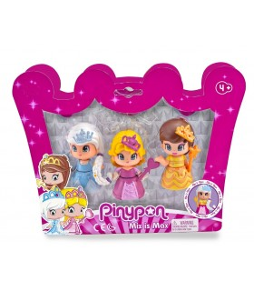 PINYPON CUENTOS PACK 3 PRINCESAS