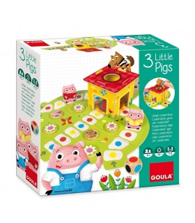 3 LITTLE PIGS (JUEGO TRES CERDITOS) GOULA