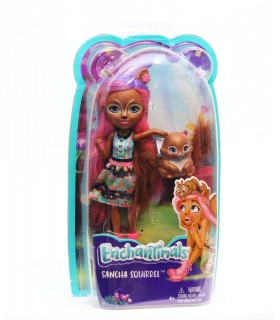 ENCHANTIMALS SANCHA SQUIRREL