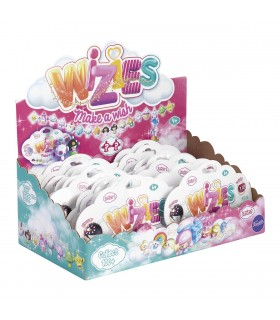DISPLAY 24 SOBRES WIZIES