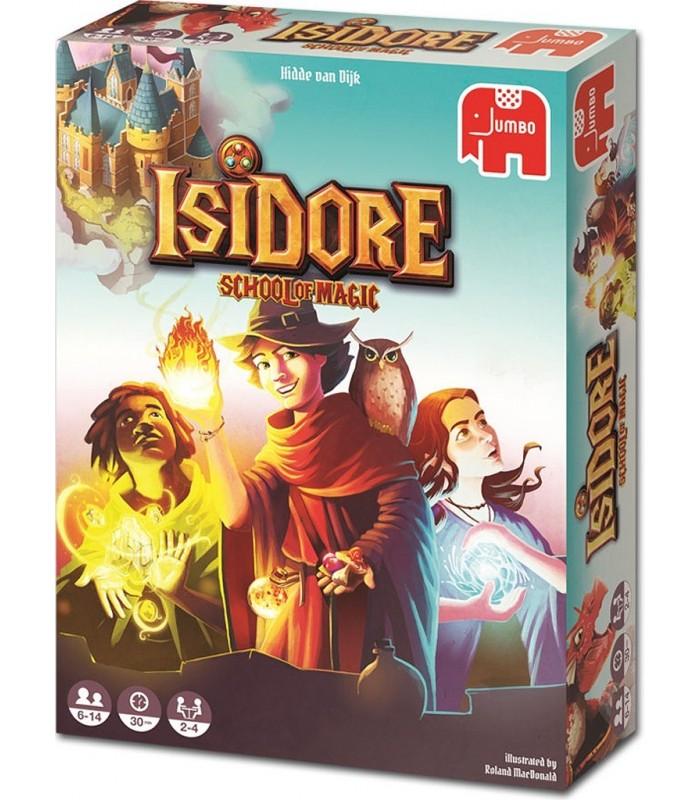 ISIDORE SCHOOL OF MAGIC