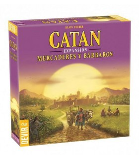 Catan: Merecaderes y Barbaros