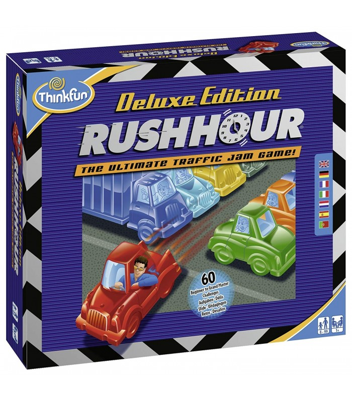 RUSH HOUR DELUXE THINKFUN