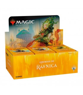 DISPLAY 36 SOBRES MAGIC GREMIOS DE RAVNICA