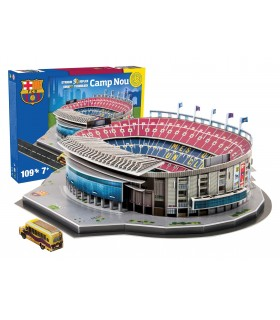 PUZZLE ESTADIO CAMP NOU 2019