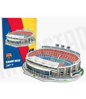 PUZZLE 3D MINI ESTADIO NOU CAMP 2019
