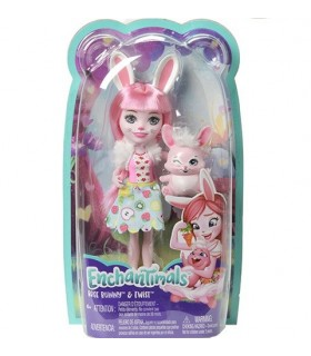 ENCHANTIMALS BREE BUNNY Y TWIST