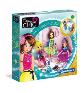 CRAZY CHIC BRAZALETES - MY CHARM DOLLS