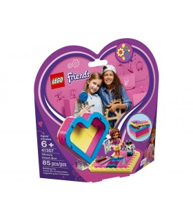 LEGO FRIENDS CAJA CORAZON DE OLIVIA