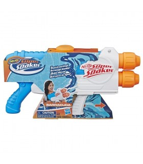 NERF SUPERSOAKER BARRACUDA