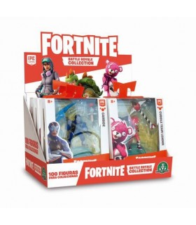 DISPLAY 12 BLISTER MUÑECO FORNITE