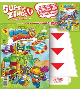 SUPERZINGS REVISTA OFICIAL Nº1