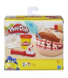 PLAYDOH MINI CLASICOS DENTISTA BROMISTA