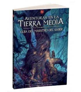AVENTURAS DE LA TIERRA MEDIA GUIA DEL MAESTRO DEL SABER