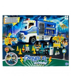 PINYPON ACTION FURGON DE OPERACIONES ESPECIALES