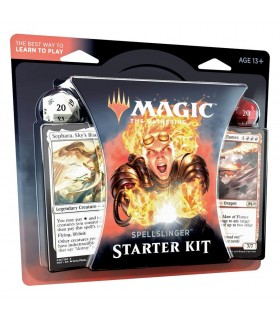 STARTER KIT COLECCION BASICA MAGIC 2020