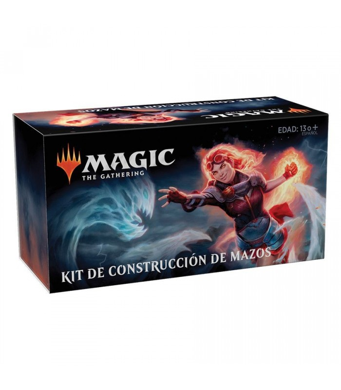 KIT DE CONSTRUCCION DE MAZOS MAGIC BASICA 2020