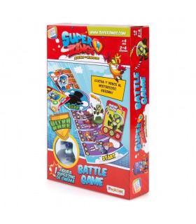 SUPERZINGS JUEGO DE MESA ENIGMA - BATTLE GAME