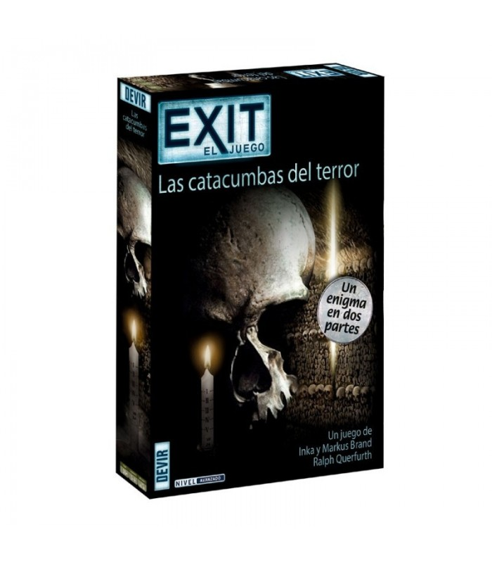 EXIT LAS CATACUMBAS DEL TERROR (DOBLE)
