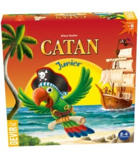 CATAN JUNIOR TRILINGÜE