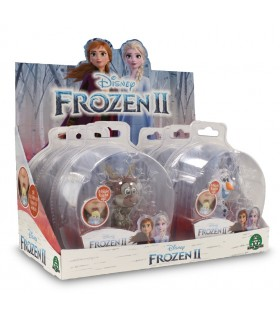DISPLAY 6 MUÑECOS FROZEN 2