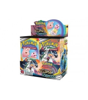 DISPLAY 36 SOBRES POKEMON ECLIPSE COSMICO