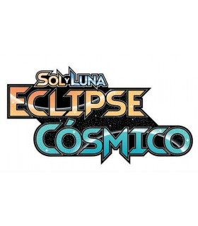 DISPLAY 8 BARAJAS POKEMON ECLIPSE COSMICO
