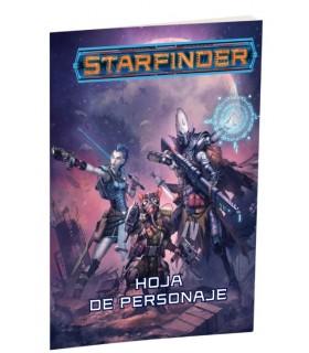 STARFINDER HOJA DE PERSONAJES