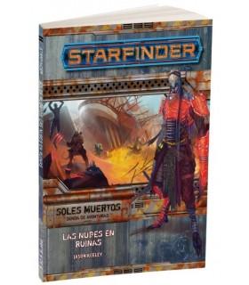 STARFINDER: SOLES MUERTOS, 4 LAS NUBES EN RUINAS