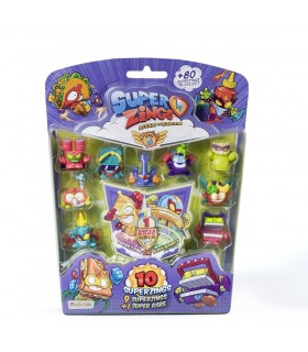 BLISTER 10 SUPERZINGS SERIE 5