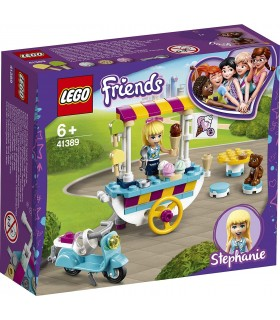 LEGO FRIENDS HELADERIA MOVIL