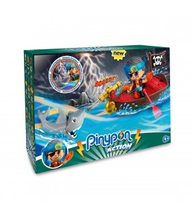 PINYPON ACTION BOTE PIRATA