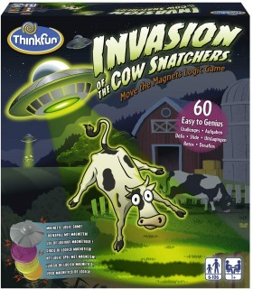 INVASION OF COW SNATCHERS CASTELLANO
