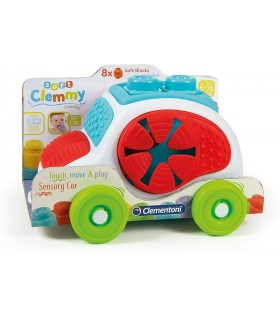 CLEMMY BABY VEHICULO TEXTURAS